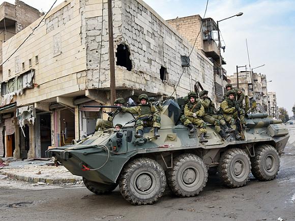 Сирийская армия освободила отИГ восемь населенных пунктов засутки