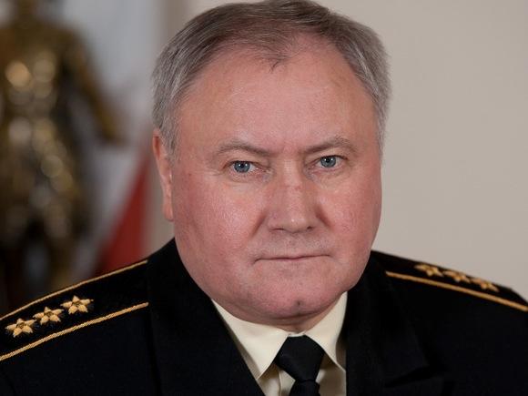 Назначен новый главком ВМФ Российской Федерации