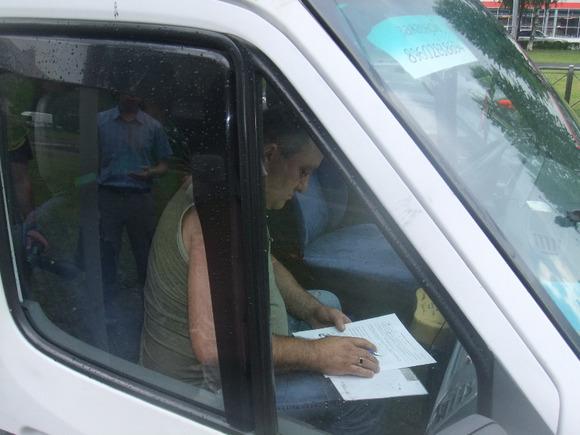 В Рязани столкнулись 12 автомобилей, девять пострадавших