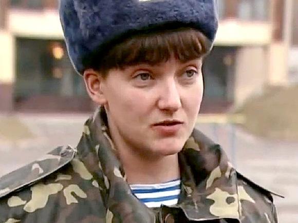Надежду Савченко и ее сестру задержали в аэропорту с поддельным COVID-сертификатом