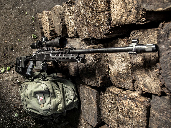 «Лучший друг американских военных»: в США создали робота-снайпера (видео)