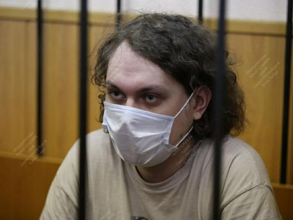 Я не унываю и надеюсь, что меня отпустят: блогер Хованский прислал письмо из СИЗО