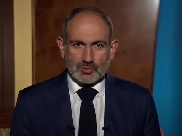 Пашинян рассказал о потерях армянской армии во время конфликта в Нагорном Карабахе