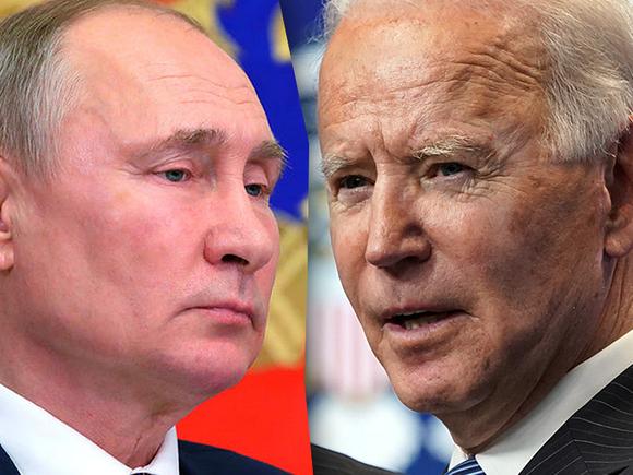 Байден позвонил Путину и предложил встретиться на нейтральной территории
