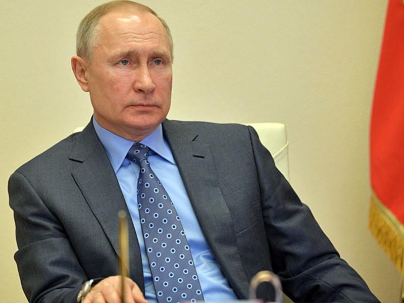 Путин заявил: С 12 мая единый период нерабочих дней завершается