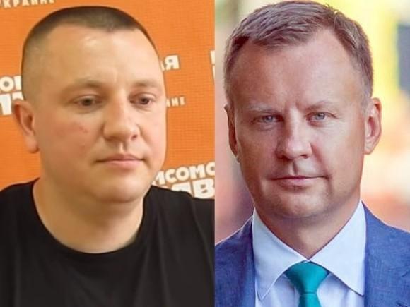 Жилин и Вороненков