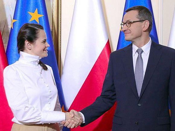 Вильнюс и Варшава призвали Евросоюз к более жестким мерам воздействия на Минск в связи с наплывом мигрантов