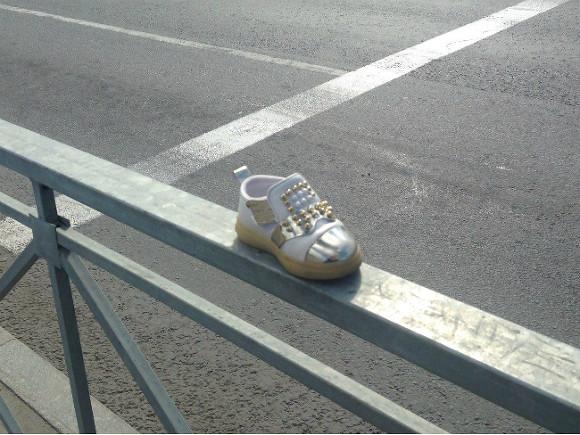 В Петербурге сбили девочку-пешехода