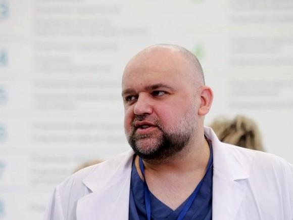 Главврач больницы в Коммунарке предрек третью волну коронавируса в мире
