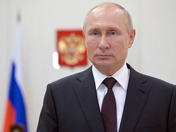 Путин: Не то что вторая, только первая волна пандемии подошла