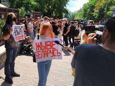 Протесты охватили всю Белоруссию photo