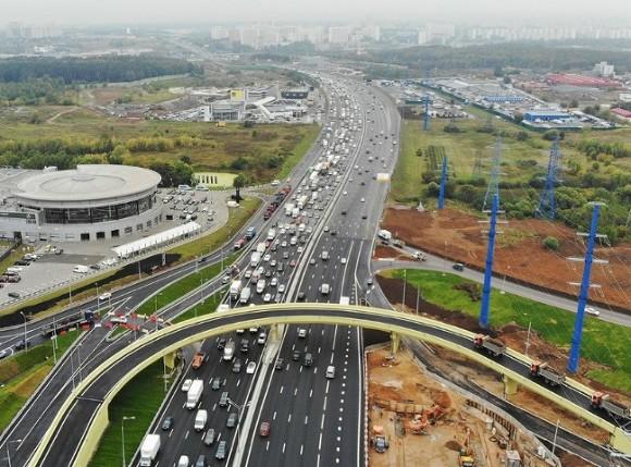 «Ежедневно в среднем два ДТП»: МКАД назвали самой аварийной магистралью в столице