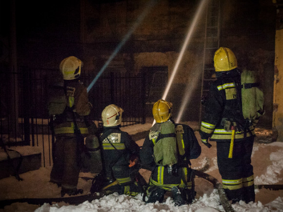 Двое детей сгорели заживо при пожаре в Подмосковье