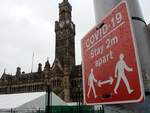 В Великобритании за сутки не умер ни один пациент с коронавирусом