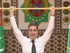 Туркмения— наш последний друг