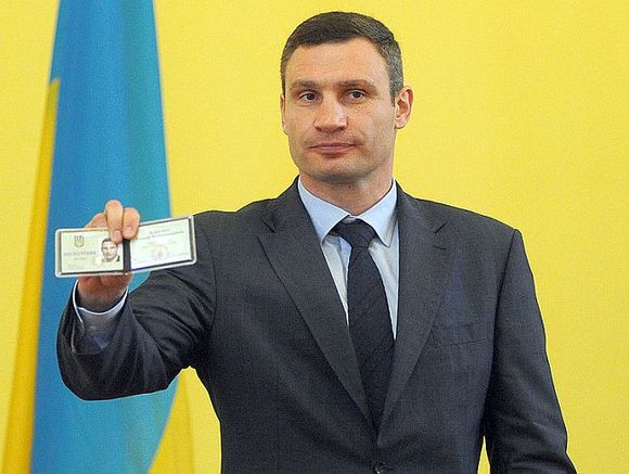 Мэр Киева Виталий Кличко заразился коронавирусом