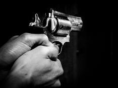 В центре Москвы конфликт трех мужчин закончился стрельбой photo