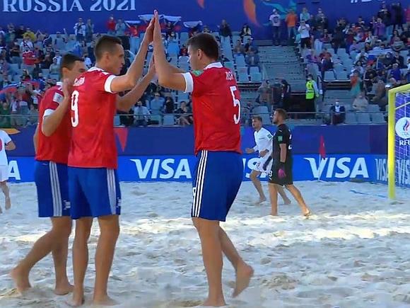 Российские пляжники совершили чудо в матче со Швейцарией и вышли в финал чемпионата мира