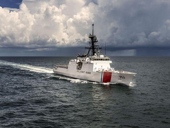 В Черное море зашел сторожевой корабль США