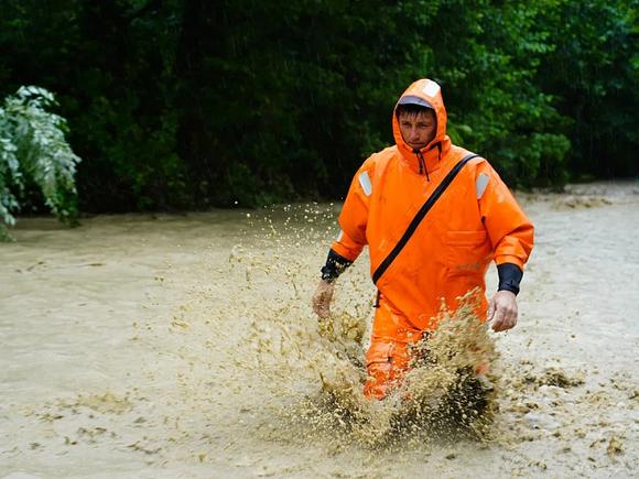 В Сочи и других южных городах прогнозируют новые наводнения