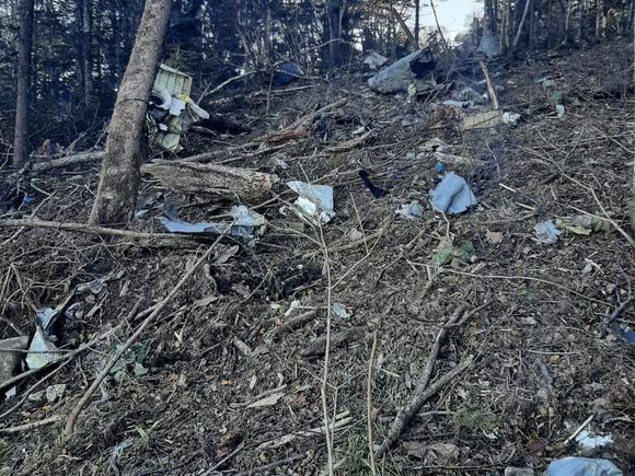 Все члены экипажа разбившегося под Хабаровском самолета Ан-26 найдены мертвыми