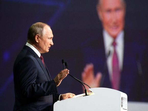 NBC: Путин даст первое за три года интервью американским СМИ