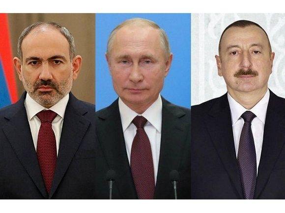 Путин рассказал, как заключалось трехстороннее соглашение с Арменией и Азербайджаном