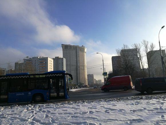 Время работы городского транспорта в Москве продлят в ночь на Рождество