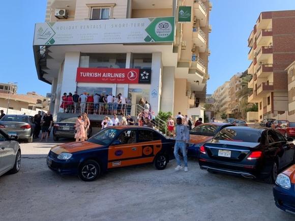 Петербуржцы, застрявшие на египетских курортах, жалуются на турецкие авиалинии и испорченный отпуск