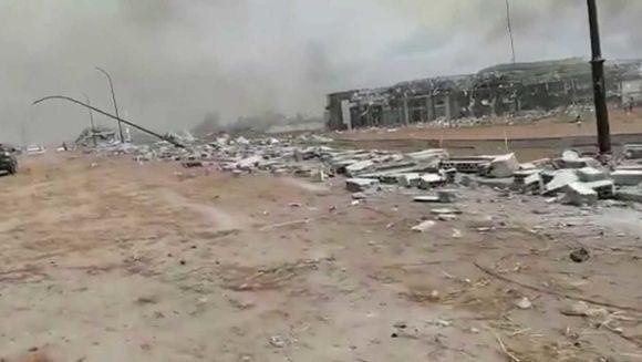 Число жертв взрывов в Экваториальной Гвинее выросло до 98
