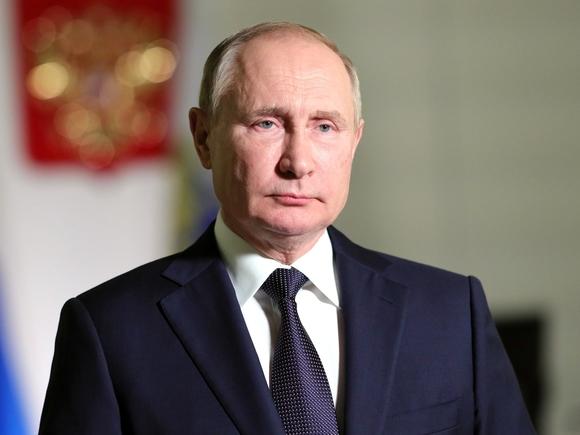 Путин поручил «Газпрому» увеличить закачку газа в хранилища в Европе