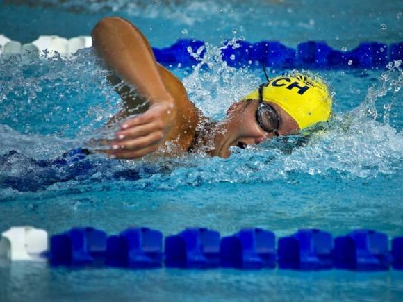 Россиянин установил мировой рекорд в плавании на дистанции 50 м на спине