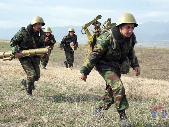 СМИ узнали о гибели в Карабахе солдата-срочника из России