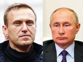 Путин— Навальный: кто кого?