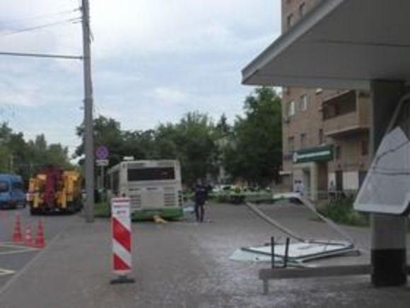 В ДТП на дорогах Москвы за пять месяцев этого года погибли 107 человек