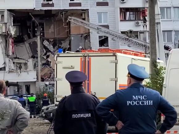 Гендиректора газовой компании арестовали после взрыва в доме в Ногинске