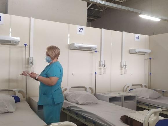 Спокойно все: Мурашко не увидел в России третью волну распространения коронавируса