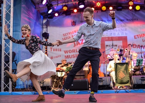 Фото предоставлено организаторами «Петроджаз-танца»