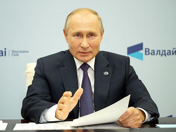 Путин о своем президентстве: Это когда-то должно закончиться