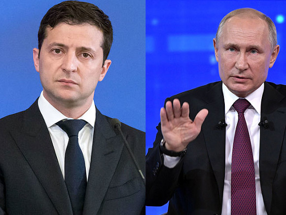 Глава МИД Украины: Киев готов к встрече Зеленского с Путиным