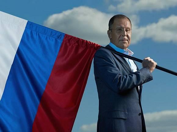 Лавров: Готовы хоть завтра восстанавливать отношения и с Западом, и с Украиной