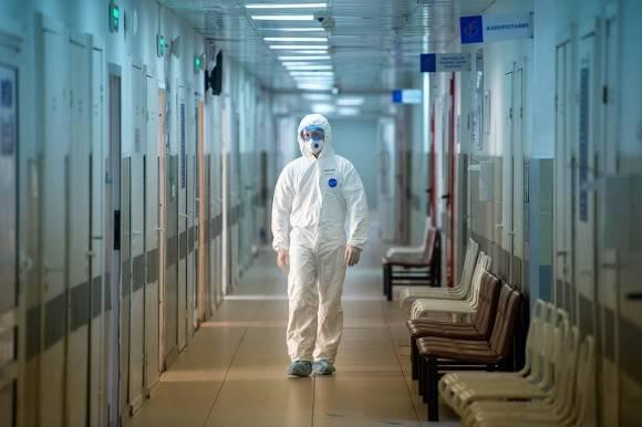 В столице открываются дополнительные временные модули на базе больниц