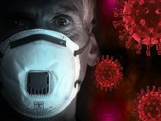 Количество подтвержденных случаев коронавируса в мире превысило 13 миллионов