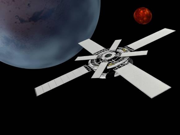 Британия заинтересовалась «шпионской базой» США для защиты от России в космосе