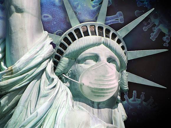 В США ввели карантин для всех приезжающих