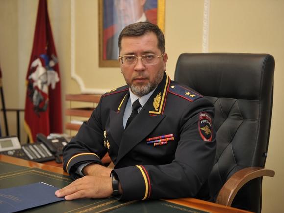 Путин освободил бывшего главу ГУВД Петербурга Ваничкина от должности заместителя министра внутренних дел