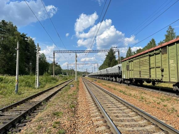 На Среднем Урале поезд насмерть сбил девочку в наушниках