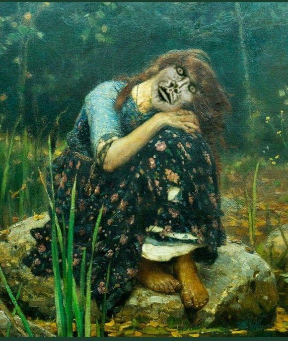 Это Мэрилин Мэнсон?»: россияне шарахаются от изображений устрашающего  памятника Аленке (фото) - Росбалт