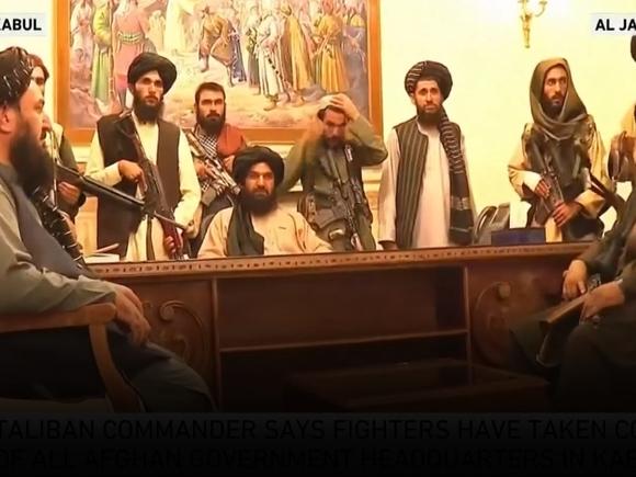 Талибы пообещали наказать виновных за теракт в мечети в Афганистане