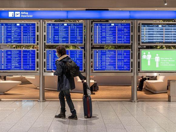 Германия планирует полностью приостановить международное авиасообщение